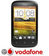 HTC Desire C - Zwart - Vodafone prepaid telefoon