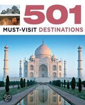501 Must-Visit Destinations