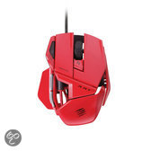 Madcatz R.A.T. 3 Gaming Muis Rood PC