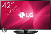 LG 42LN5708 - LED TV - 42 inch - Full HD - Internet TV