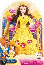 Disney Belle pop met licht en geluid