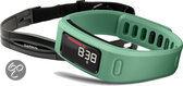 Garmin Vivofit HRM - Sporthorloge met hartslagmeter - Blauwgroen