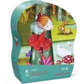 Crocodile Creek Mini Shaped Puzzle Elfje (24 st.)