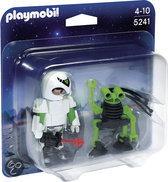 Playmobil DuoPack Ruimtereiziger en Robot - 5241