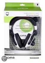 Orb GX1 Wired Gaming Headset Xbox 360 + PC