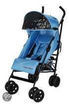X-Adventure Air - 5-Posities Buggy - Blue