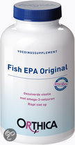 Orthica Fish EPA Original - 120 Capsules - Voedingssupplement