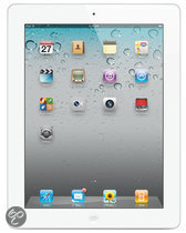"Apple iPad 2 Wi-Fi - Tablet - 16 GB - 9.7"" IPS ( 1024 x 768 ) - rear camera + front camera - Wi-Fi, Bluetooth - white"