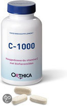 Orthica Vitamine C 1000 - 90 Tabletten - Vitaminen