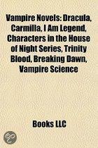 Vampire Novels (Book Guide)