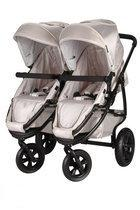 X-Adventure - Duo Xciting Kinderwagen - Zilver