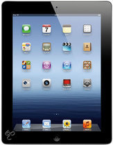 Apple iPad met Retina-display - WiFi - 32GB - Zwart