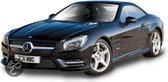 Mercedes-Benz Sl 500, 1:24
