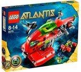 LEGO Atlantis Neptune moederschip - 8075
