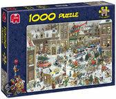 Jan van Haasteren Kerstmis - Puzzel