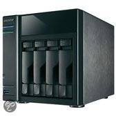 Asustor AS-204T 4-Bay 0TB - NAS Server