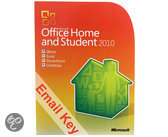 Microsoft Office Microsoft Office Home and Student 2010 - | OEM | Download + Licentie | Installatietaal naar keuze