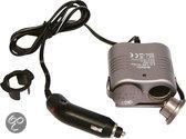 Carpoint LED 2-weg Aanstekerdoos - 12V - 10A