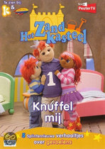 Zandkasteel - Knuffel Mij