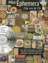 Mini-Ephemera Clip Art & CD