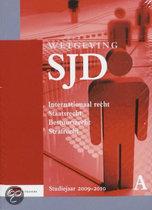 Wetgeving Sociaal-juridische Dienstverlening set / 2009-2010