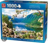 Generic 1000 Ukvikfjord - Puzzel