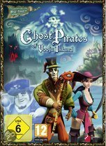 Ghost Pirates of Vooju Island  (DVD-Rom)