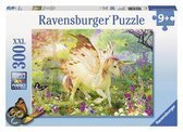 Magical Forest Unicorn/Eenhoorn - Kinderpuzzel - 300 Stukjes
