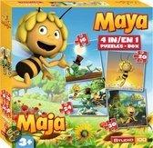 Maya Puzzel 4 In 1 Puzzel