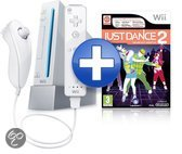 Nintendo Wii + Just Dance 2 Wit