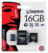 Kingston MicroSD- kaart - 16 GB