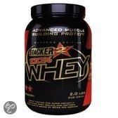 Stacker 2 100% Whey Protein Vanilla Ephedra Vrij - 900 gr - Drinkmaaltijd
