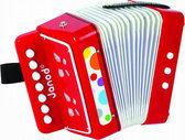 Janod Confetti Accordeon