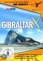 Flight Simulator X: Gibraltar Scenery
