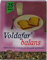 Voldafar Balans 25 dagen - 150 tabletten
