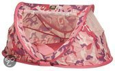 Deryan Peuter Luxe - Campingbedje - Camouflage Roze