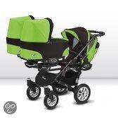 Babyactive Trippy 1 - Drieling kinderwagen - Groen