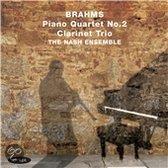 Piano Quartet 2 / Clarinet Trio