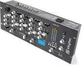 Skytec Home entertainment - Receivers & Versterkers STM-3004REC Mixer EQ 4-kanaals USB/MP3 - Record