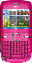 Nokia C3-00 - Roze