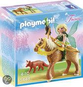 Playmobil Fee Diana met Luna-paard - 5448