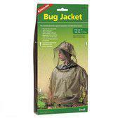 Coghlans Bug Jacket insectenbeschermingsmiddel groen - Maat XL