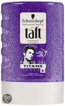 Taft Styling Power Titane flacon - 300 ml - Gel