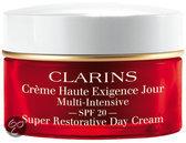 Clarins Crème Haute Exigence Jour Multi Intensive SPF 20 - 50 ml - Dagcreme