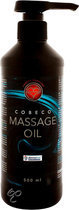 Cobeco-Neutral West Massage Oil 500 Ml-Massage