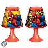 Spiderman tafellamp
