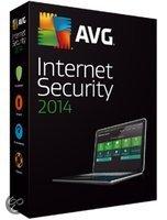 AVG Internet Security 2015 - 2 Gebruikers / 1 jaar / Productcode zonder DVD