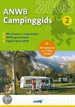 ANWB Campinggids 2 / 2008 + CD-ROM