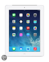 Apple iPad met Retina-display - WiFi en 4G / 16GB - Wit