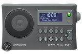 Sangean DPR-16 - Draagbare DAB+ radio - Grijs